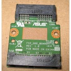 Переходник от материнской платы к оптическому приводу от ноутбука Asus K50