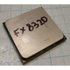 AMD FX-8320 Piledriver Volan Vishera 3.5-4 GHz / 8core / 8Mb / 125W Socket AM3+