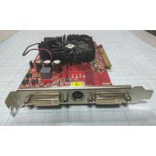 512Mb AGP ATI HD3650 DDR2 64bit PowerColor DualDVI+TV