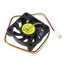 Вентилятор для видеокарты 60х60х25 3pin Gembird D6025SM-3  втулка