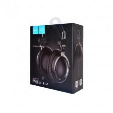 Гарнитура HOCO W5 Mannol Headphone накладная стерео (черная)