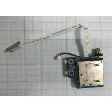 Card Reader Board LS-8664P для HP Envy 6-1000 (NBX00015M00)