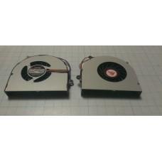 Вентилятор/Кулер для ноутбука Lenovo G480 G580 G585 UDQFLJP04DCM DC5V 0.15A 4pin 2-й вариант sleeve