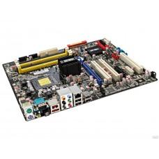 ASUS P5B-Plus LGA775 P965 PCI-E+GbLAN+1394 SATA RAID ATX 4DDR2 PC2-6400 БУ