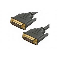 Кабель DVI-DVI 3.0м double link Cablexpert