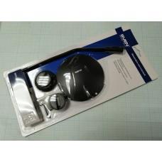 Микрофон SVEN MK-200 настольный, гибкий, чёрный