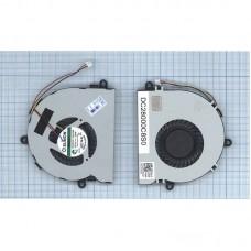 Вентилятор/Кулер для ноутбука Dell Inspiron 15 3521, 15 5521, 17R 3721, 17R 5721, 17R 74X7K, i15RV-1