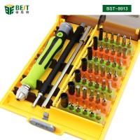 Набор для ремонта электроники 45 в 1 Best Bst-8913