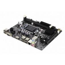 Azerty ZX-H61C LGA1155 B75M 2-x DDR3 DIMM 1xPCI-E x16, 1xPCI-E FlexATX