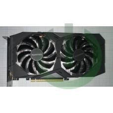 6144Mb PCI-E GeForce RTX 2060 OC GigaByte GDDR6 192b HDMI DisplayPort (x3)
