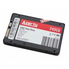 SSD Azerty  BR240Gb, SATA 6Gb/s, Read 500 MB/s, Write 400 MB/s, RT