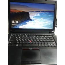 Ноутбук Lenovo Thinkpad Edge 14 Intel i3-350M 2.26GHz,8Gb, 250Gb HDD,120Gb SSD, Intel HD, СИ-25%