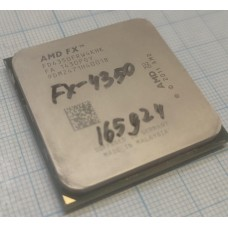 AMD FX-4350 (FD4350F) 4.2 GHz / 4core / 4+8 Mb / 125W / 5200 MHz Socket AM3+