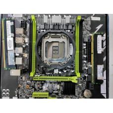 Материнская плата Killisre X79M-S  LGA 2011-V2  GbLAN SATA mATX 4DDR3 + 2x4GbDDR3