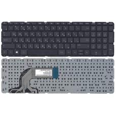 Клавиатура БУ для ноутбука HP Pavilion 15-n, 15-e, 15t-e, 15t-n, 15z-e, 15z-n чёрная