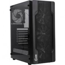 Корпус PowerCase Mistral X4 Mesh чёрный без БП ATX