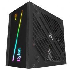 Блок питания ATX 600W AeroCool Cylon RGB БУ
