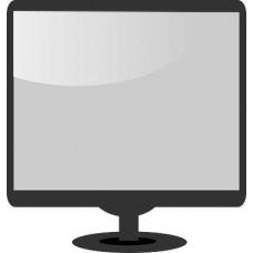 !Монитор 17 Acer V173 (LCD, 1280x1024, D-Sub, 5мс, 250cdm, 20000:1) небольшие  цапапины
