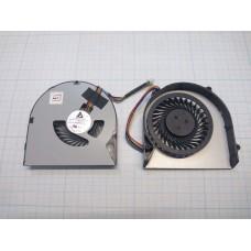 Вентилятор/Кулер для ноутбука Lenovo G480 G580 G585 DFS531205HCCM DC5V 0.15A 4pin 1-й вариант sleeve