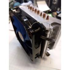 Кулер для процессора DEEPCOOL Ice Wind PRO башня, 4 медных трубки 130 Вт, основание - медь, 1500 о