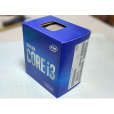 Intel Core i3-10100 BOX 3.6 GHz/4core/SVGA UHD Graphics 630/6Mb/65W/8 GT/s LGA1200