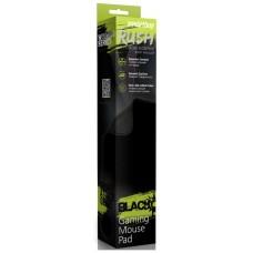Коврик Smartbuy RUSH Blackout черный M-size (SBMP-01G-K)