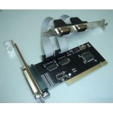 Контроллер ASIA PCI 2S WCH353 1xLPT 2xCOM Bulk