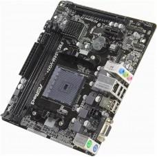 AsRock FM2A68M-DG3+ Socket FM2+ AMD A68H PCI-E Dsub+DVI GbLAN SATA RAID MicroATX 2DDR3